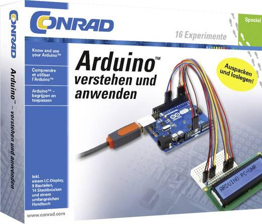 Lernpaket Conrad Components Arduino™ verstehen und anwenden 10174 ab 14 Jahre