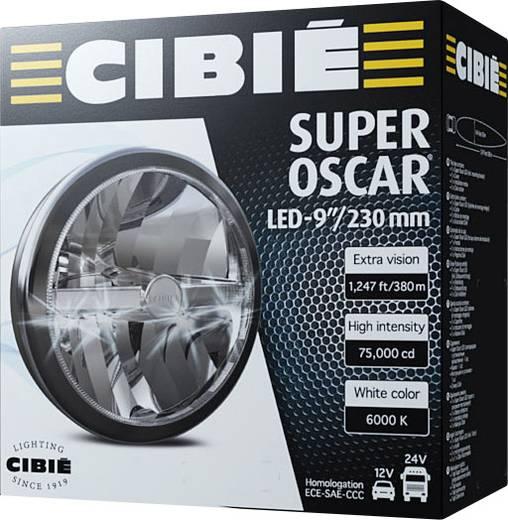 Fernscheinwerfer Super Oscar LED F LED CIBIE (Ø) 232 mm Chrom