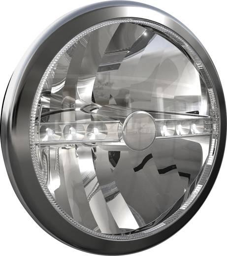 Fernscheinwerfer, Positionslicht Super Oscar LED LED CIBIE (Ø) 222 mm Schwarz, Chrom