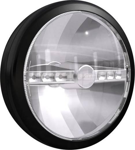 Fernscheinwerfer, Positionslicht Super Oscar LED LED CIBIE (Ø) 232 mm Schwarz (lackierbar)