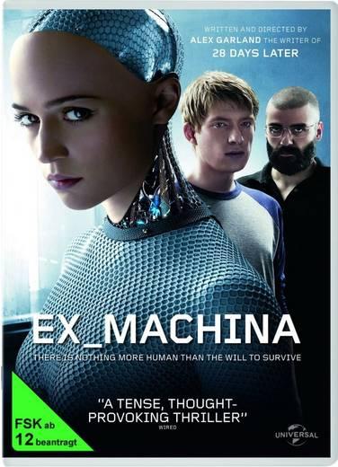 DVD Ex Machina FSK: 12