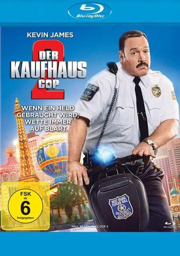 blu-ray Der Kaufhaus Cop 2 FSK: 6