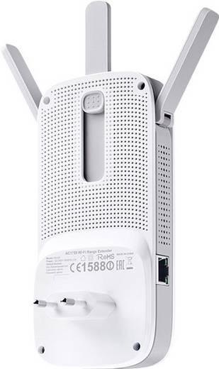 TP-LINK RE450 WLAN Repeater 1.75 GBit/s 2.4 GHz, 5 GHz