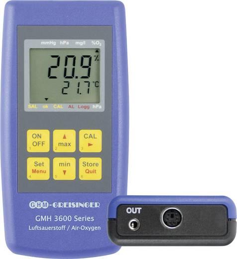 Sauerstoff-Messgerät Greisinger GMH3692