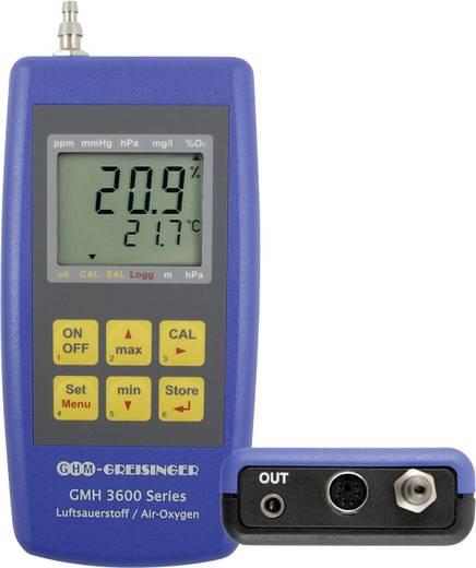 Greisinger GHM GMH3695 Sauerstoff-Messgerät
