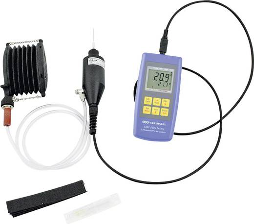 Greisinger GMH3692 GOG-L Sauerstoff-Messgerät
