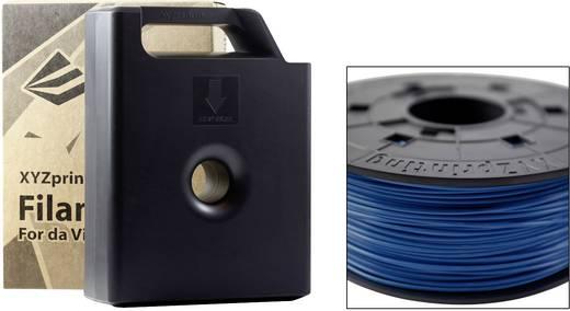 Filament XYZprinting ABS 1.75 mm Stahlblau 600 g Cartridge