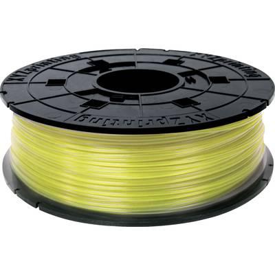Filament XYZprinting PLA 1.75 mm Gelb (klar) 600 g Junior Preisvergleich