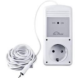 Prepojovací konektor spínača odpadového vzduchu Wallair BL110K, 1400 W, biela