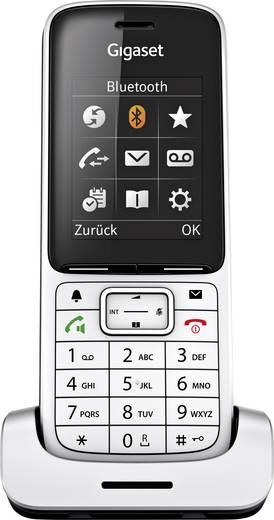 DECT Mobilteil Gigaset SL450 HX Platin, Schwarz