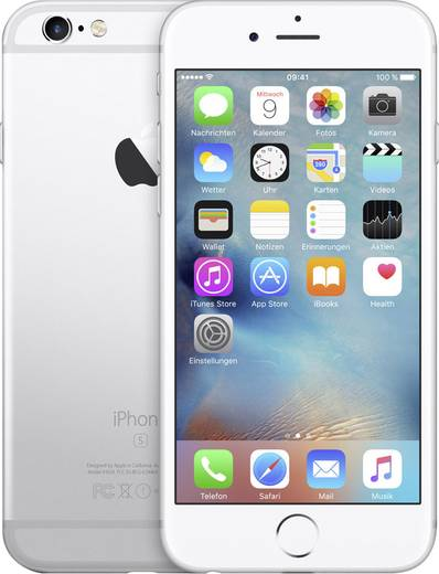 apple iphone 6s 32 gb silber. Black Bedroom Furniture Sets. Home Design Ideas