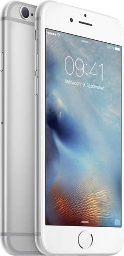 Apple iPhone 6S 32 Go - 4.7 pouces - argent - MN0X2ZD/A