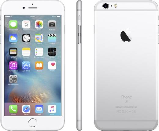 apple iphone 6s plus 16 gb silber. Black Bedroom Furniture Sets. Home Design Ideas