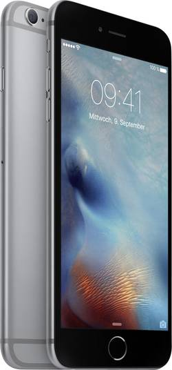Image of Apple iPhone 6S Plus 32 GB Spacegrau