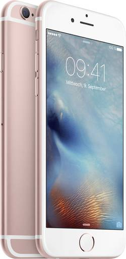 Apple iPhone 6S 32 GB růžovozlatá