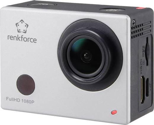 Renkforce AC-WR 5002 AC-WR 5002 Action Cam Full-HD, WLAN, Wasserfest, Staubgeschützt