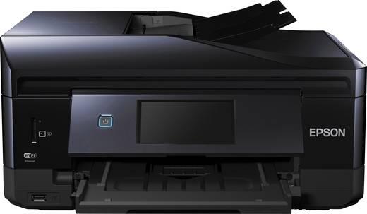 Epson Expression Premium XP-830 Tintenstrahl-Multifunktionsdrucker A4 Drucker, Scanner, Kopierer, Fax USB, LAN, WLAN, Du