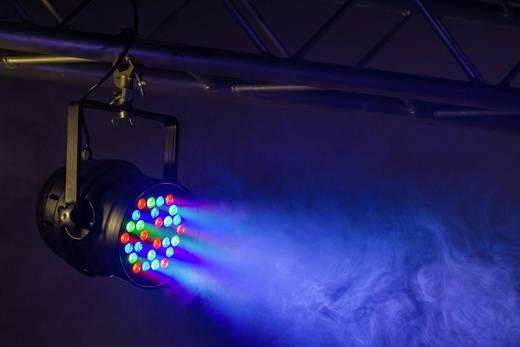 LED-PAR-Scheinwerfer Renkforce GM108 Anzahl LEDs: 36 x 3 W Schwarz