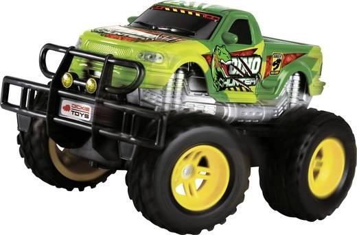 dickie toys 201119077 dino hunter 1 24 rc einsteiger modellauto elektro monstertruck heckantrieb. Black Bedroom Furniture Sets. Home Design Ideas
