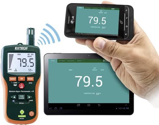 Extech MO300 Materialfeuchtemessgerät Messbereich Baufeuchtigkeit (Bereich) 0 bis 99.9 % Messbereich Holzfeuchtigkeit (B