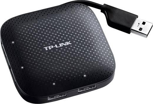 TP-LINK UH400 4 Port USB 3.0-Hub Schwarz