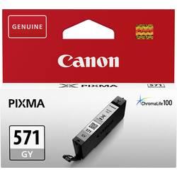 Náplň do tlačiarne Canon CLI-571GY 0389C001, šedá