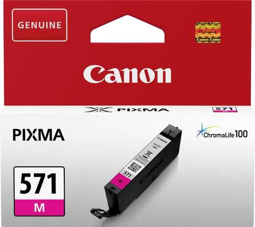 Canon Tinte CLI-571M Original Magenta 0387C001