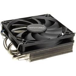 Chladič procesora s ventilátorom Alpenföhn Silvretta 84000000096