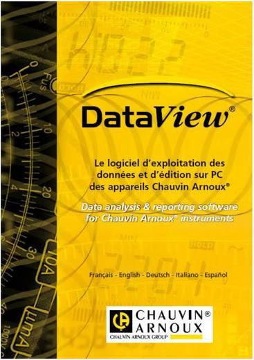 Netz-Analysegerät 3phasig, 1phasig mit Loggerfunktion Chauvin Arnoux CA 8333