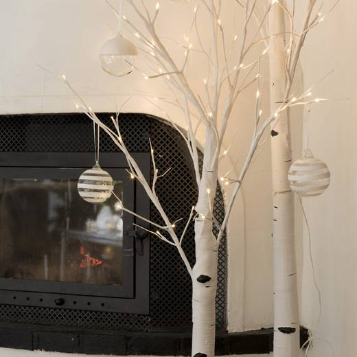 LED-Baum 150 cm Warm-Weiß 3380-100 3380-100