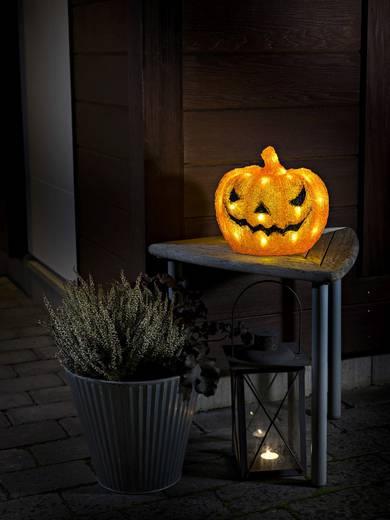 Halloween-Dekoration Kürbis Konstsmide 6146-203