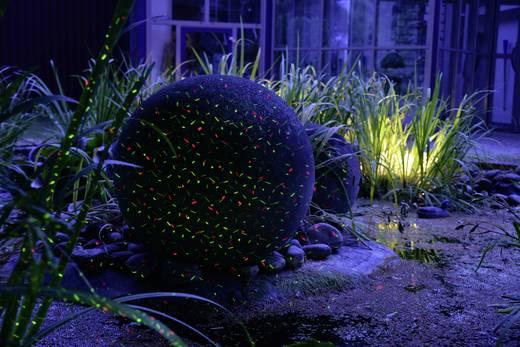 LED-Gartenstrahler LED 6 W RGB Naeve 5155661 Schwarz