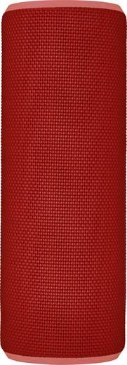 Bluetooth® Lautsprecher UE ultimate ears UE Boom 2 Cherrybomb NFC, spritzwassergeschützt, stoßfest Pink, Rot
