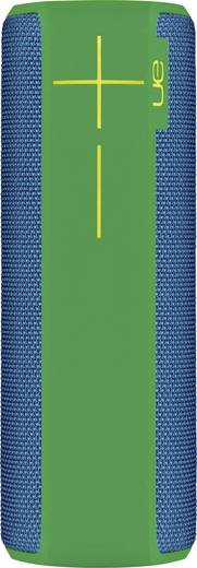 Bluetooth® Lautsprecher UE ultimate ears UE Boom 2 GreenMachine NFC, spritzwassergeschützt, stoßfest Grün