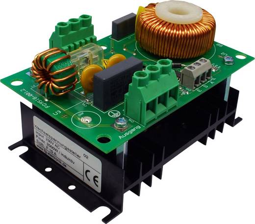 FG Elektronik FG-ACC-PC 2000i OF Wechselspannungssteller