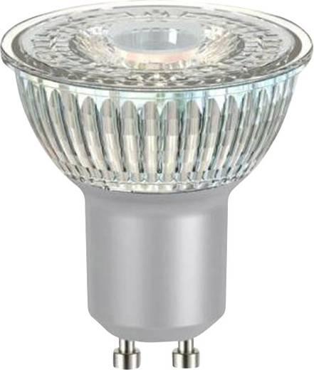 LightMe LED GU10 Reflektor 3.6 W = 40 W Warmweiß (Ø x L) 50 mm x 54 mm EEK: A++ 1 St.