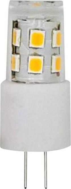 LED žárovka LightMe LM85127 12 V, G4, 1.8 W = 17 W, teplá bílá, A++, 1 ks