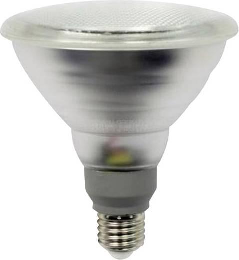 LightMe LED EEK A (A++ - E) E27 Reflektor 12 W = 95 W Neutralweiß (Ø x L) 122 mm x 138 mm 1 St.