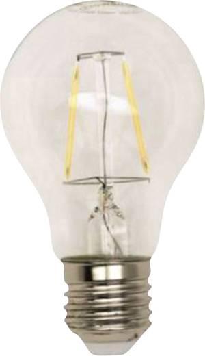 LightMe LED EEK A++ (A++ - E) E27 Glühlampenform 2.5 W = 25 W Warmweiß (Ø x L) 60 mm x 102 mm Filament 1 St.