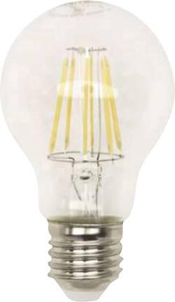 Ampoule LED E27 LightMe LM85136 forme standard 7.5 W=55 W blanc chaud (Ø x L) 60 mm x 102 mm EEC: classe A+ à filament