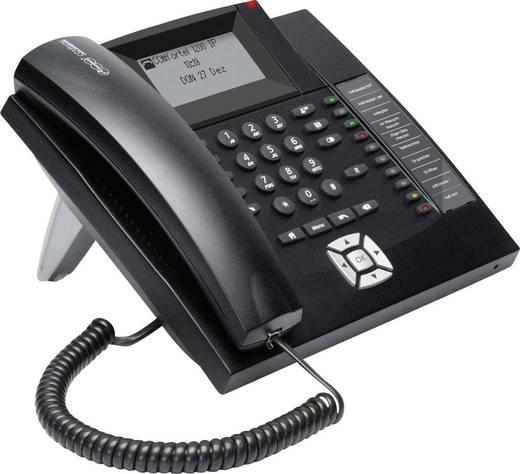 Schnurgebundenes Telefon, VoIP Auerswald COMfortel 1200 IP Freisprechen Farb-TFT/LCD Schwarz