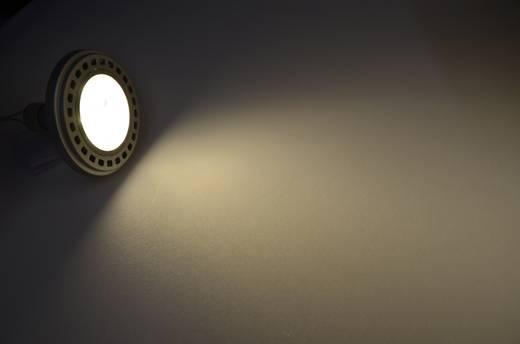DioDor LED GU10 Reflektor 11 W = 75 W Warmweiß (Ø x L) 111.00 mm x 80.00 mm EEK: A+ dimmbar 1 St.