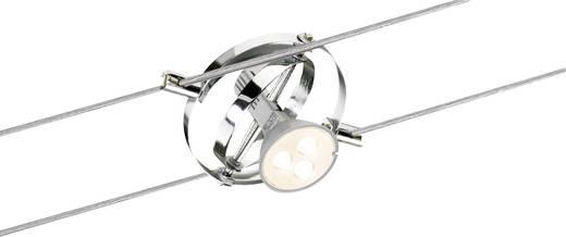 Seil-Komplettsystem GU5.3 16 W LED Paulmann Cardan 94125 Chrom