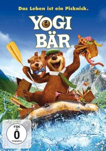 DVD Yogi Bär FSK: 0