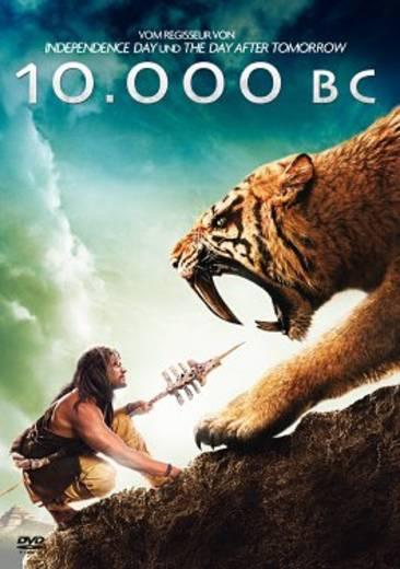 DVD 10.000 B.C. FSK: 12