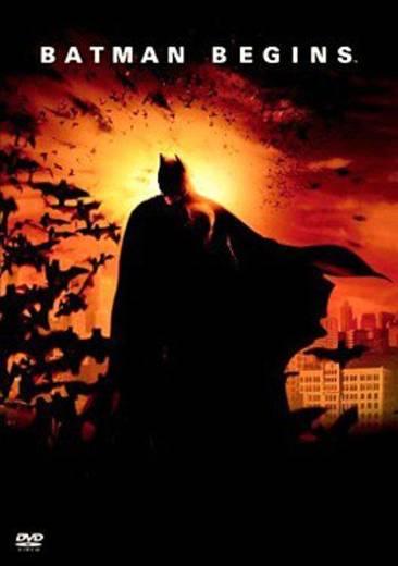 DVD Batman Begins FSK: 12