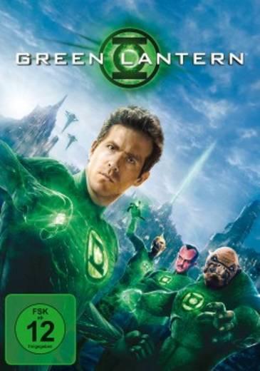 DVD Green Lantern FSK: 12