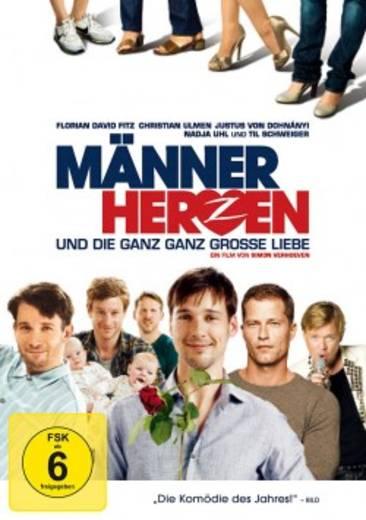 DVD Männerherzen...und die ganz, ganz große Liebe FSK: 6