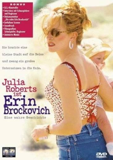 DVD Erin Brockovich Eine wahre Geschichte FSK: 6