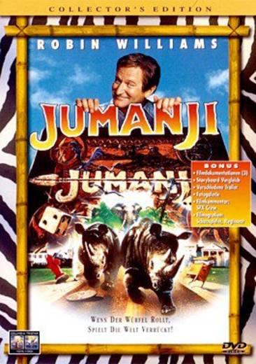 DVD Jumanji FSK: 12